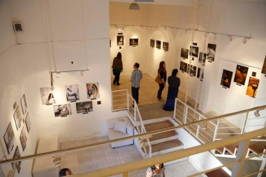Exhibition of Project Photography organized by Razan Masri Amman Jordan Photographer Fakhri Al Alami