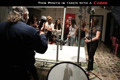 Project Photography Workshop Canon