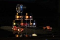 Project photography product fashion eye shadow photo shoot