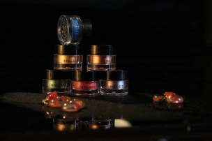 Project photography product fashion eye shadow photo shoot