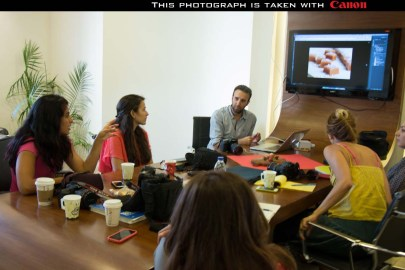 Project Photography Workshop