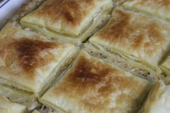 Chicken Pie Recipe Suzies Kitchen Middle-Eastern Cusine Homemade Cooking Culinary Art