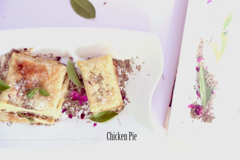 Chicken Pie | Razan Masri