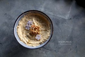 How to make Hummus recipe, chickpeas, origins of hummus, signature