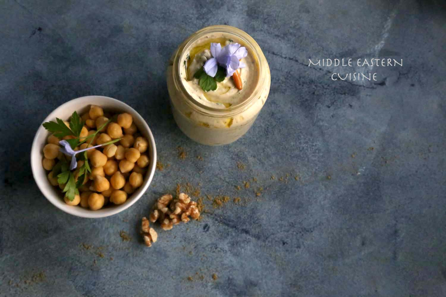 Hummus razan masri how to make hummus where is hummus from and how to garnish hummus forumfinder Image collections