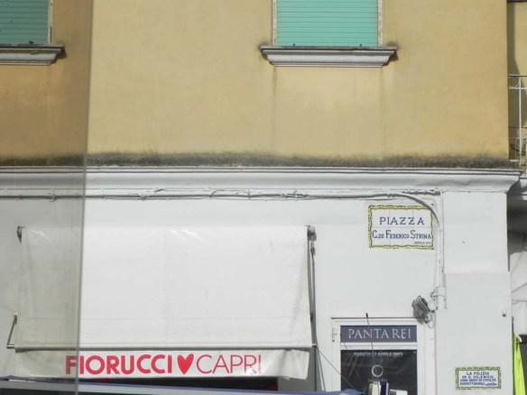 I love Capri Italy