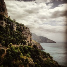 Hypnotic Amalfi Coast drive in Italy