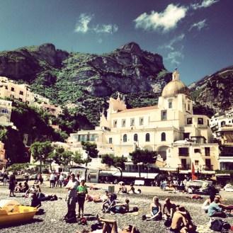 Positano Amalfi Coast Italy