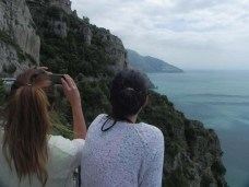 Hypnotic Amalfi Coast drive in Italy Photographing
