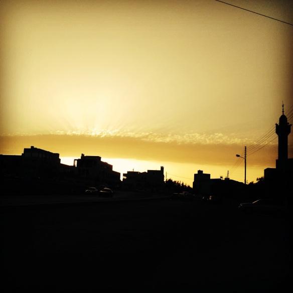 Amman City of Jordan