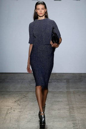 Classic chic New York Fashion Week NYFW MBFW Spring Summer 2015