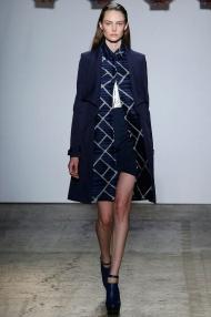 Chic Classic New York Fashion Week NYFW MBFW Spring Summer 2015