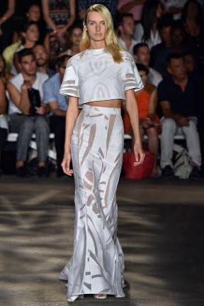 New York Fashion Week NYFW MBFW Spring Summer 2015