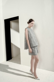 Grey classic chic ready to wear 2015