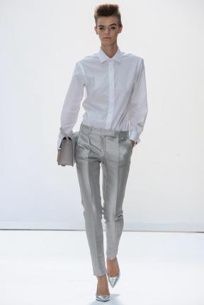Silver Pants spring summer 2015