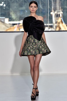 Puff skirt Spring Summer 2015