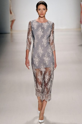Grey dress Spring Summer 2015