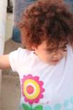 Kiddo playing