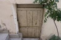 white small door Amman Jordan