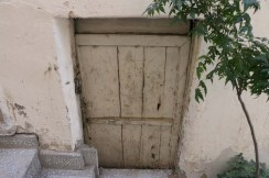 white small door Amman Jordan