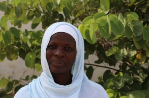 Beautiful Sudani woman