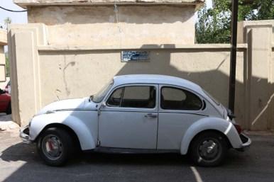 Old Fox Volkswagon car