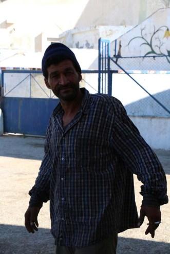 Man Amman Jordan Street photography