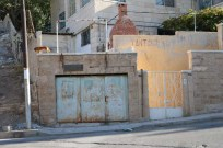 Webdeh Area Amman Jordan Urban Door photograph