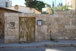 Webdeh Area Amman Jordan Urban Door photograph