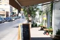 Webdeh Area Amman Jordan Urban Rumi Cafe