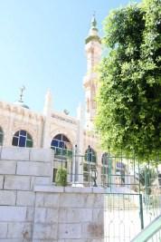 Webdeh Area Amman Jordan Urban Mosque