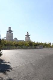 Kind Hussein Public Park & Mosque