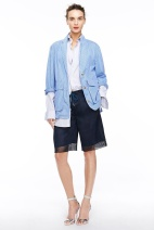 Blue shirt Spring Summer 2015