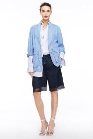 Blue shirt Spring Summer 2015