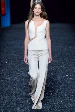 White Pants spring summer 2015
