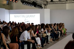 Martin Grant Australian Paris based International Designer