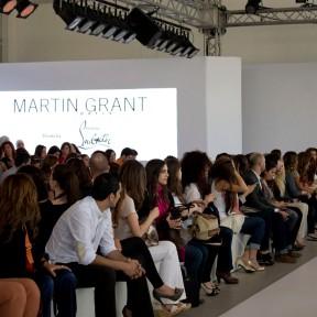 Martin Grant Australian Paris based International Designer