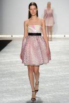 pink dress Spring Summer 2015