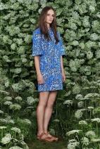 Prints dress spring summer 2015