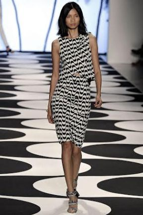Black and white Spring Summer 2015