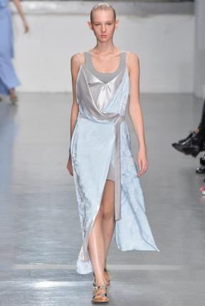 Short long dress