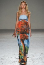 Long Dress spring summer 2015