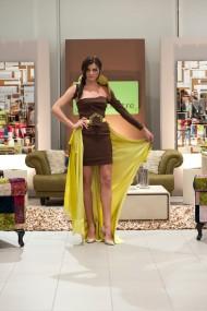 Basma Omar Jordanian Palestinian Fashion Designer