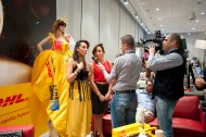 DHL Supports local Jordanian designers