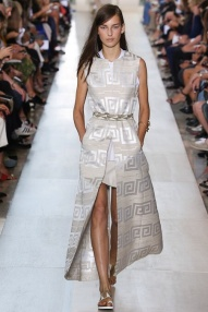 stripped skirt Spring Summer 2015