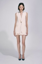 Mini dress spring summer 2015