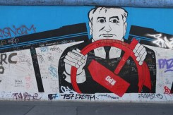 East Side Gallery Berlin