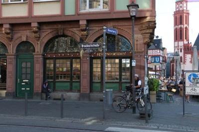 Romerberg Roemer Frankfurt
