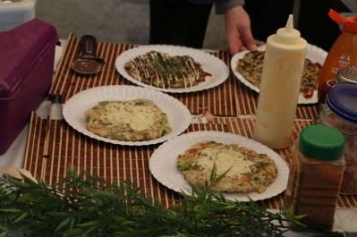 Japanese pancakes berlin market