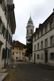 Baroque city Medieval town looks like a mosque